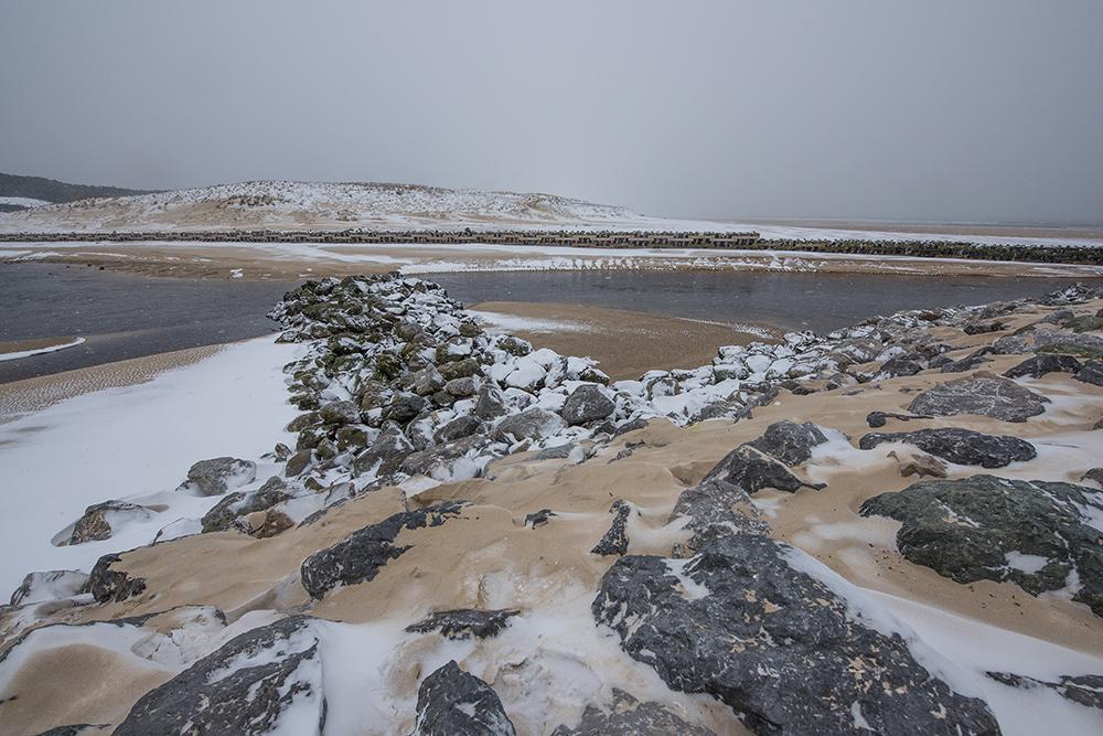 CONTIS - Le courant sous la neige